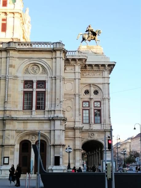 congresso e centro eventi di hofburg vienna e organizzazione osce per la sicurezza e la cooperazione in europa. vienna, austria nel 11/07/2020. - vienna congress foto e immagini stock