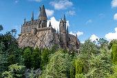 istock Hogwarts Castle at Orlando, Florida 1213431547