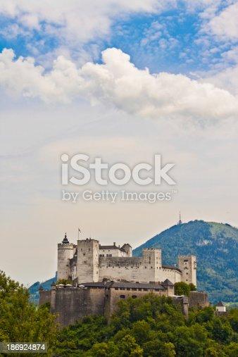 istock Hohensalzburg castle 186924874