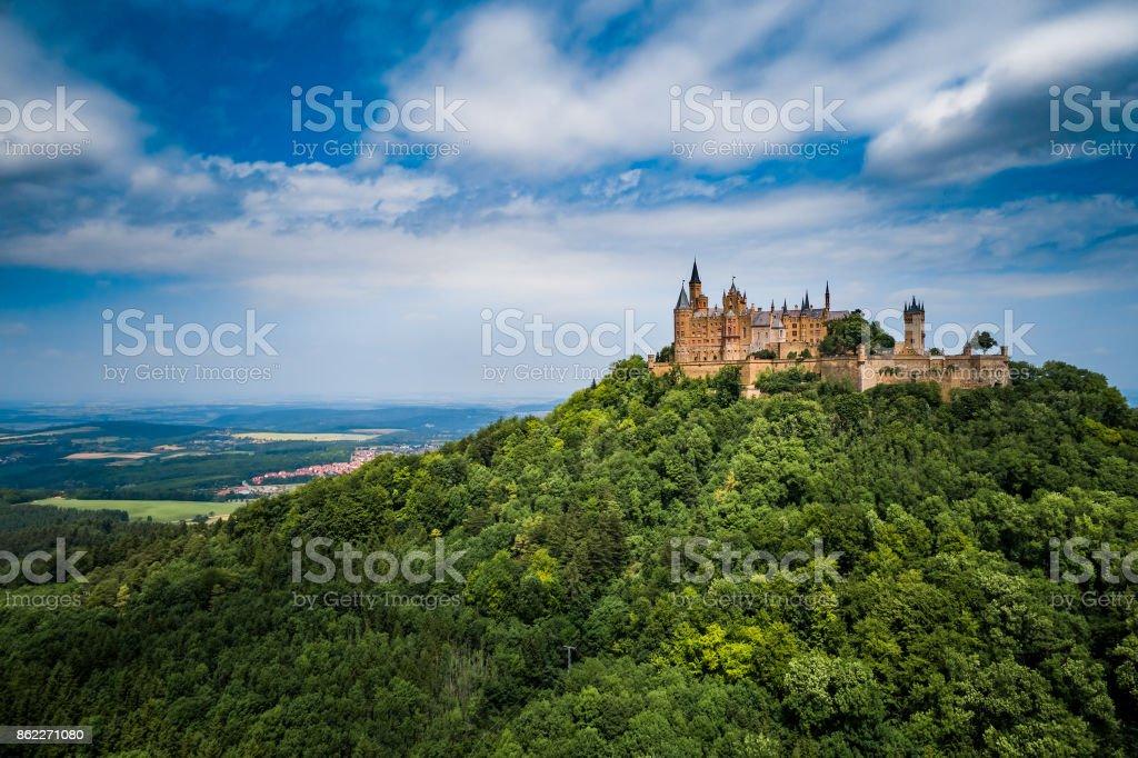 Burg Hohenzollern, Deutschland. – Foto
