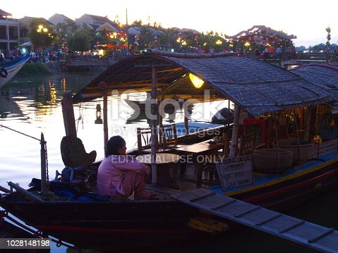 Hoi An Ancient Town is a city on Vietnam