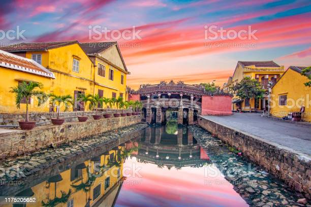 Hoi An Ancient Town On A Early Morning Which Is One Of The Most Famous Destination For Tourists Stock Photo - Download Image Now