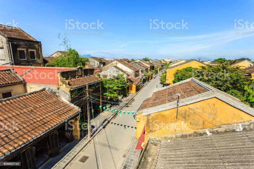 Hoi An Ancient Town stock photo