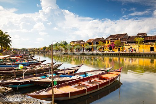 istock Hoi An Architecture 1049523062
