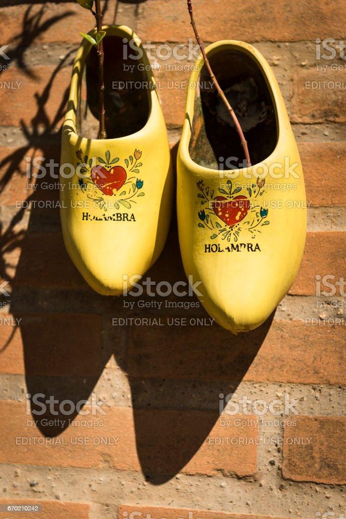 Holambra - Brazil stock photo