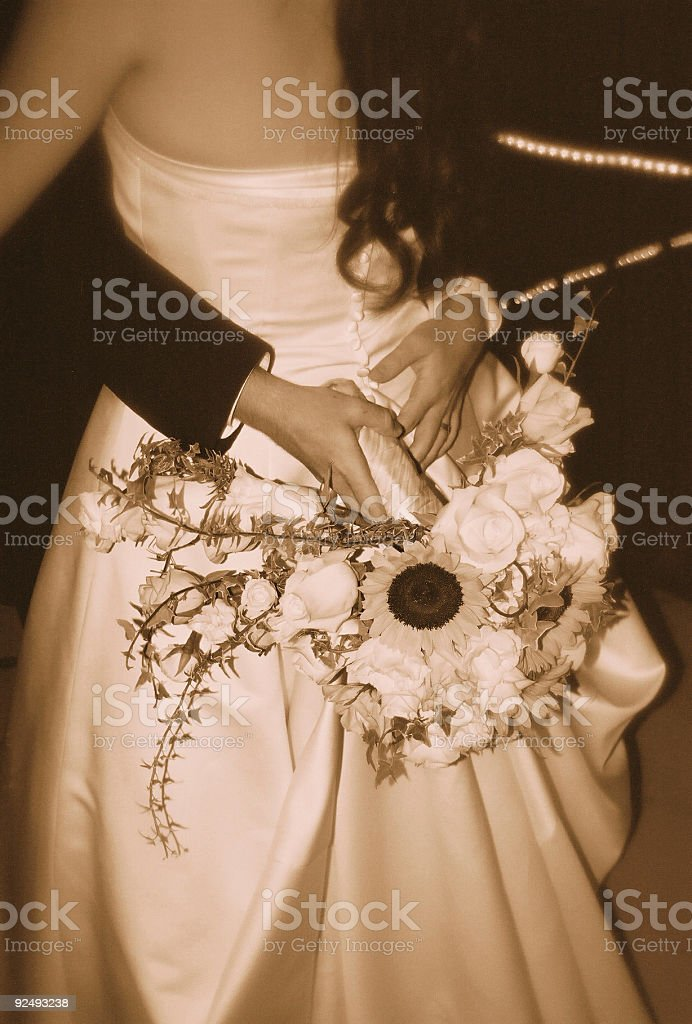 Hold me hubby royalty-free stock photo