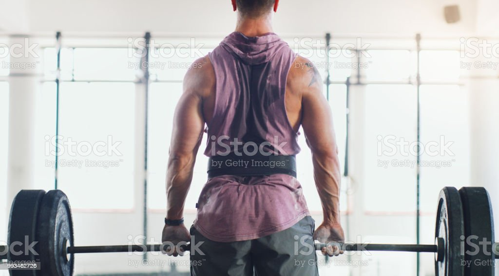 Hold onto the things that make you strong stock photo