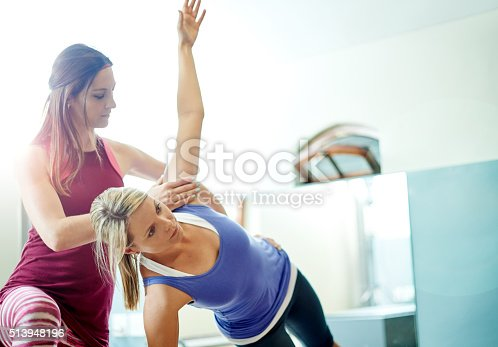 914755448istockphoto Hold that side plank 513948196