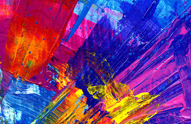 Hold Up Fantastic abstract oil painting background, Dick stock pictures, royalty-free photos & images