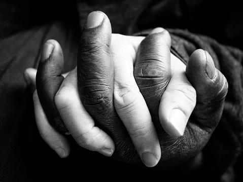 istock Holding hands 625651116