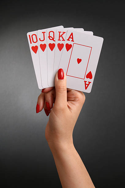 260 King And Queen Of Hearts Stock Photos Pictures Royalty Free Images Istock