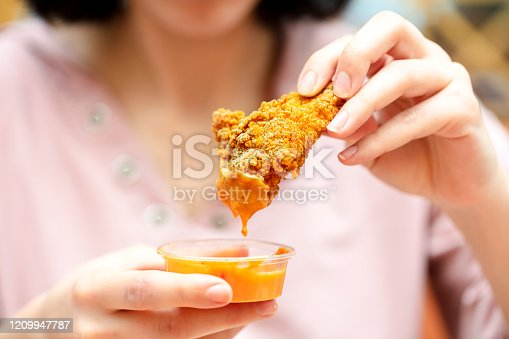 Fried Chicken, Chicken Meat, Food, Meat, Eating