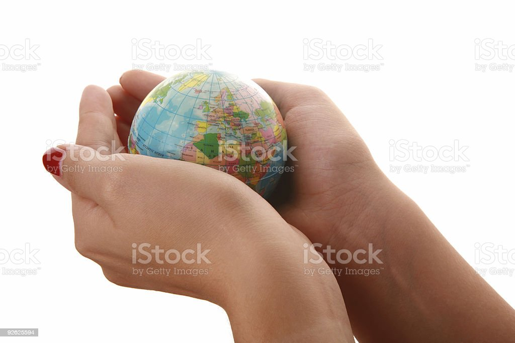 holding the world series stock photo