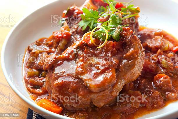 Osso Buco Stock Photo - Download Image Now