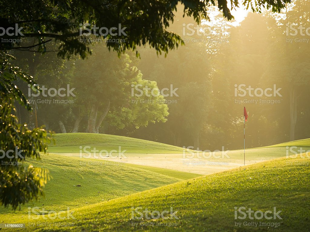 Hole stock photo