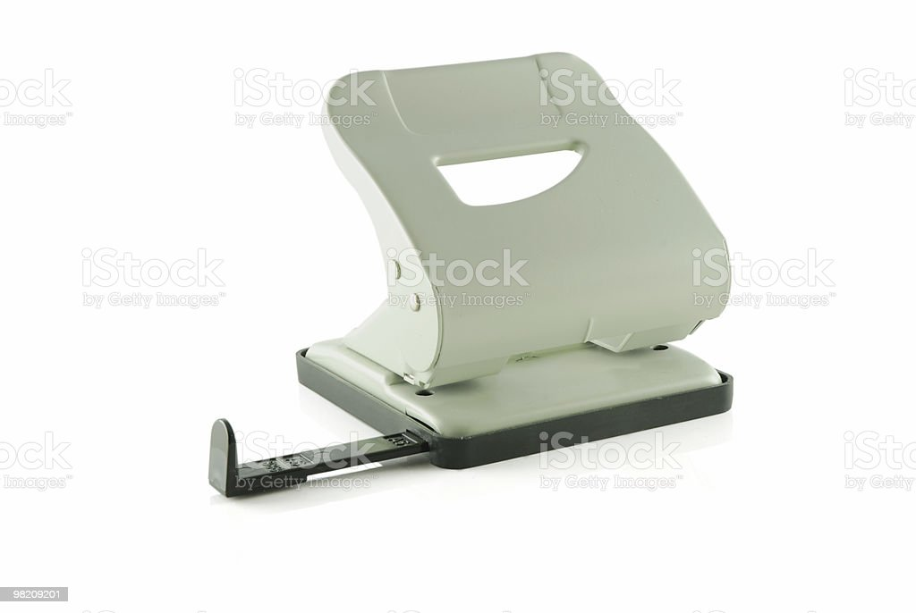 Hole Puncher royalty-free stock photo