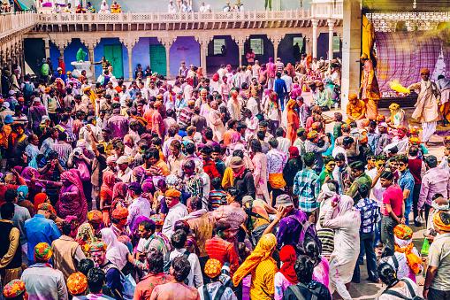 Holi Celebration in India