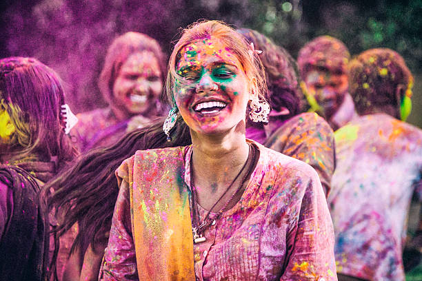 Holi Festival - Photo