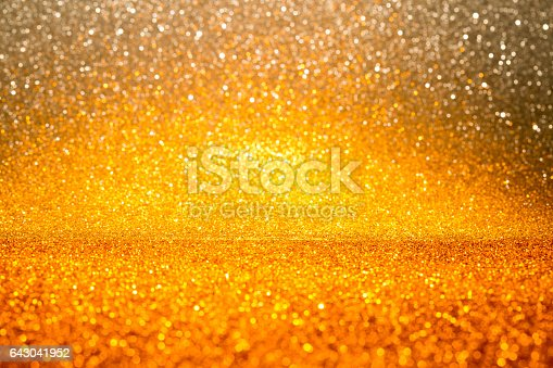 886746424 istock photo Holiday abstract background with golden gradient fill 643041952