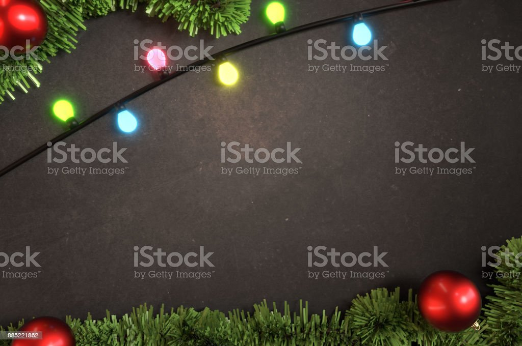 Copyspace for holiday theme.