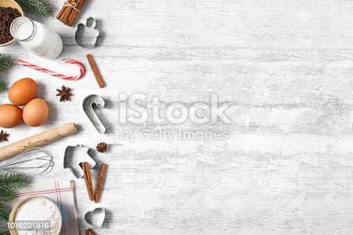 istock Holiday Baking 1076201916