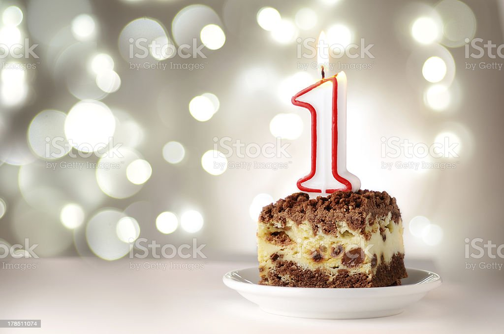 Holiday cake royalty-free stock photo