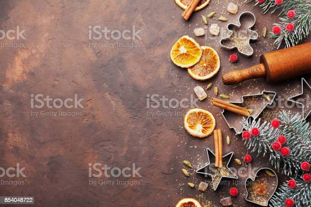 Holiday christmas background for baking cookies with cutters rolling picture id854048722?b=1&k=6&m=854048722&s=612x612&h=dt6xn49seszheoltkoup3yzz8taoy85fihwftp4srcg=