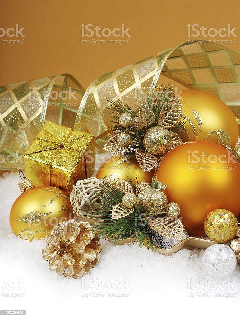 Holiday decoration. royalty-free stock photo
