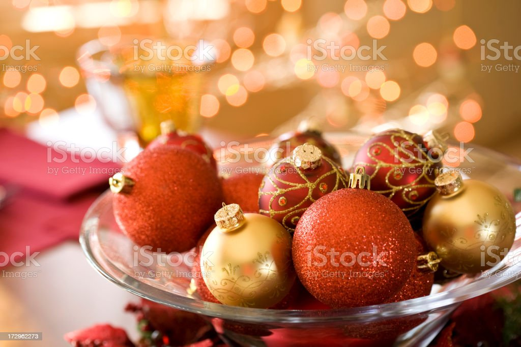 Holiday Dining (XL) royalty-free stock photo