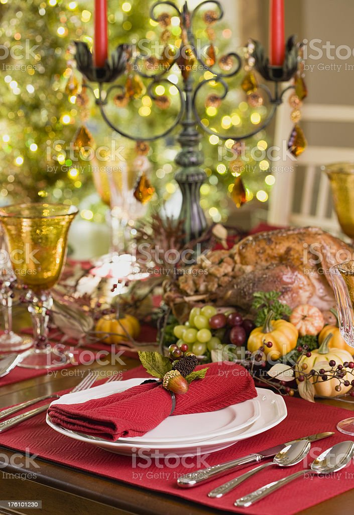 Holiday dinner.TO SEE MY COMPLETE CHRISTMAS PORTFOLIO .