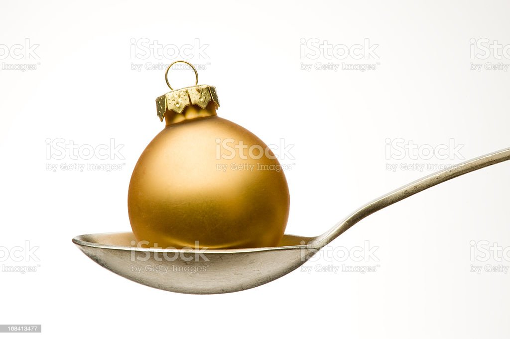 Holiday Dining, Taste of Christmas royalty-free stock photo