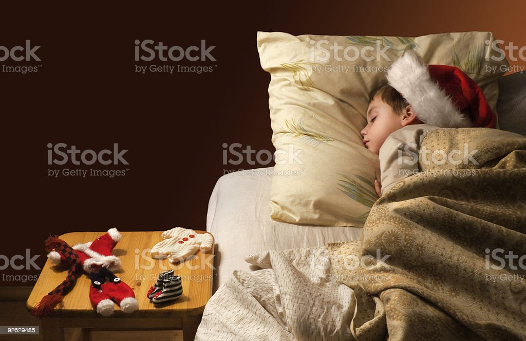 Holiday dream stock photo