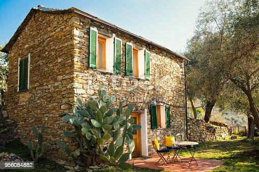 istock Holiday Finca in Liguria, Italy 956084882