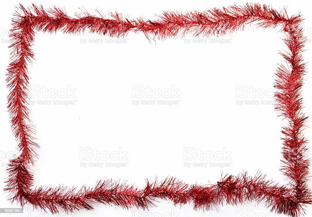 Holiday Frame royalty-free stock photo
