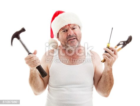 175392894 istock photo Holiday Frustration 510976861