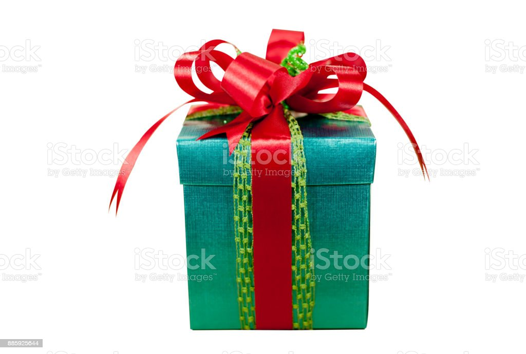 Holiday Gift Boxes Birthday Party Or New Yearclipping Paths Stock Photo Download Image Now