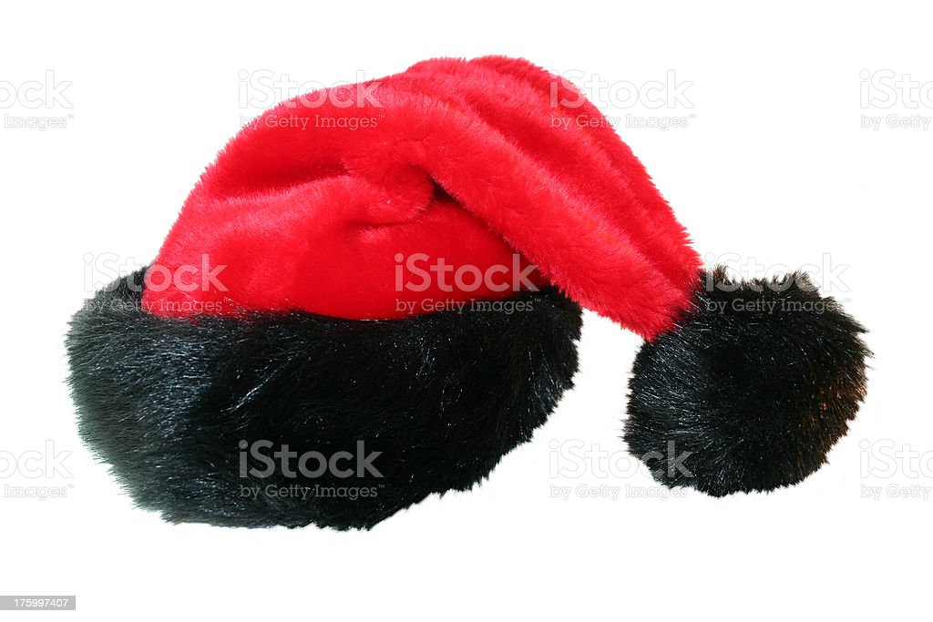 Holiday Hat royalty-free stock photo