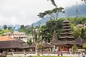 Holiday in Bali, Indonesia - Ulundanu Temple and Lake Beratan