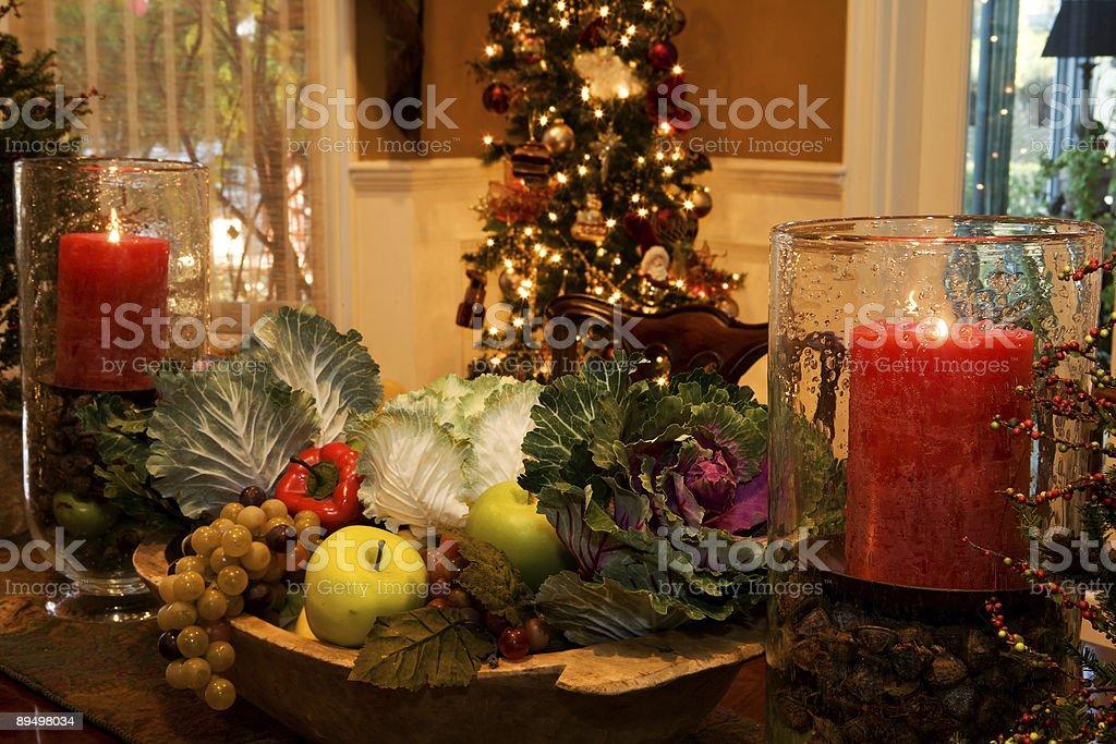 Holiday Interiors royalty free stockfoto