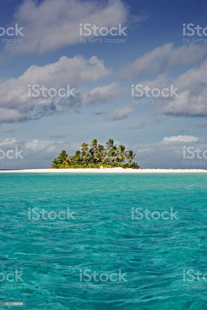 Holiday Island royalty-free stock photo