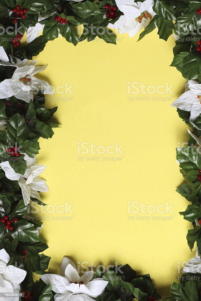 Holiday ornament royalty-free stock photo
