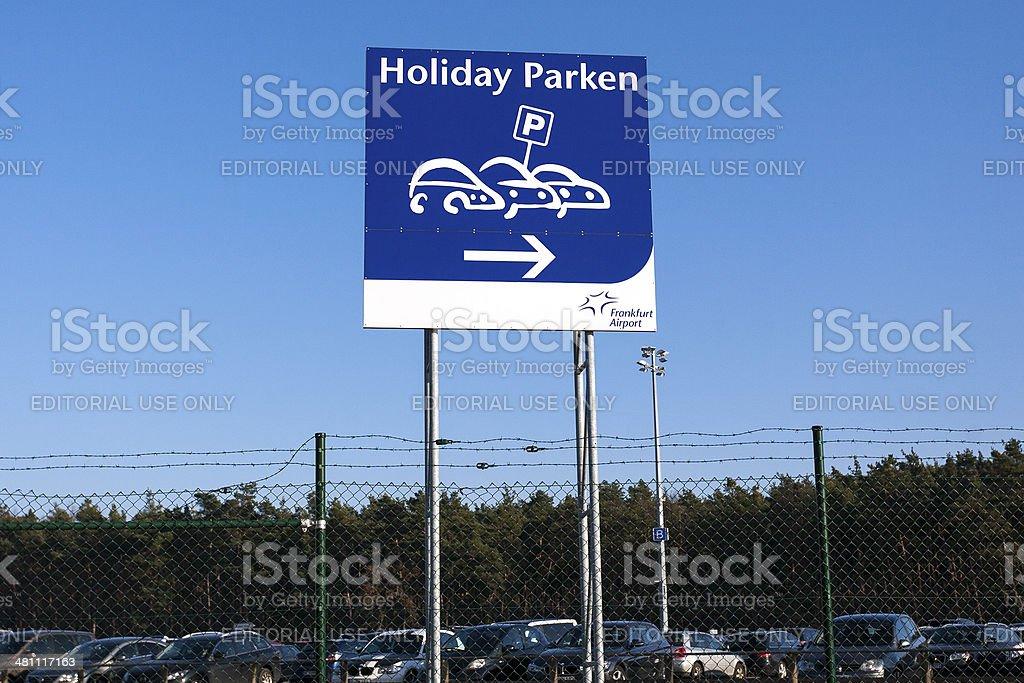 Holiday Parken Frankfurt Airport Stock Fotografie Und Mehr Bilder