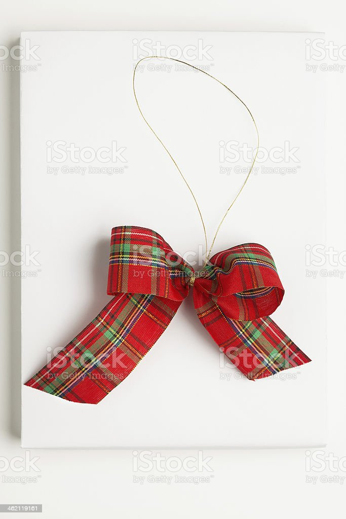 Holiday present stock photo