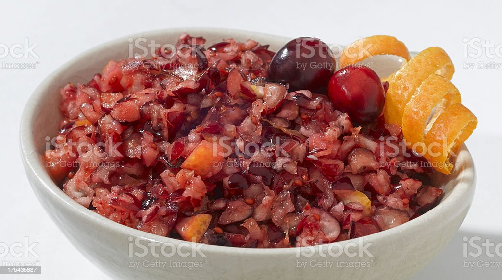 Holiday Relish stock photo