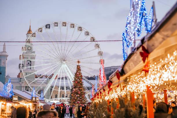 Ferienzeit in Kiew – Foto