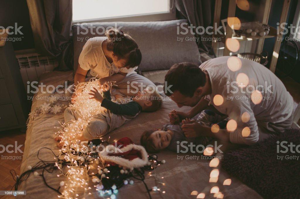 Ferienzeit in unserem Hause – Foto