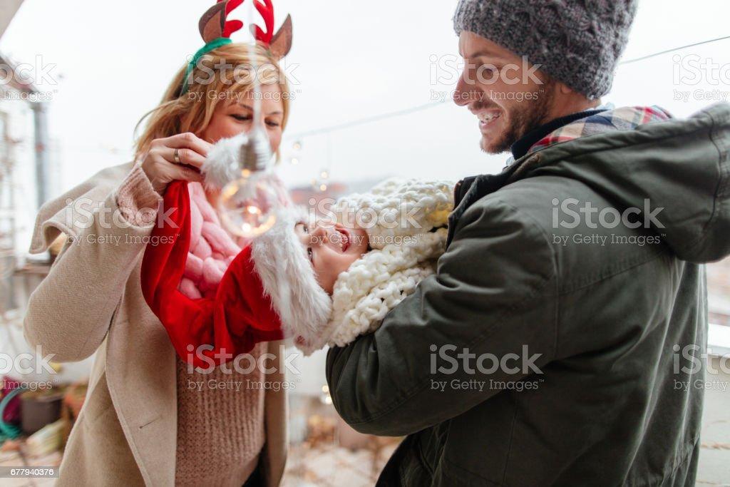 Holiday season royalty-free stock photo