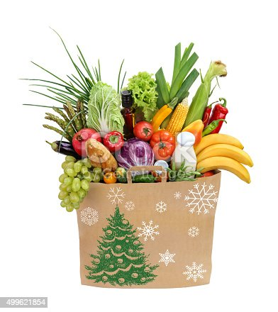 istock Holiday shopping 499621854
