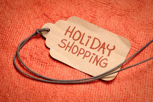 假日購物 - 價格標籤上的文字 - small business saturday 個照片及圖片檔