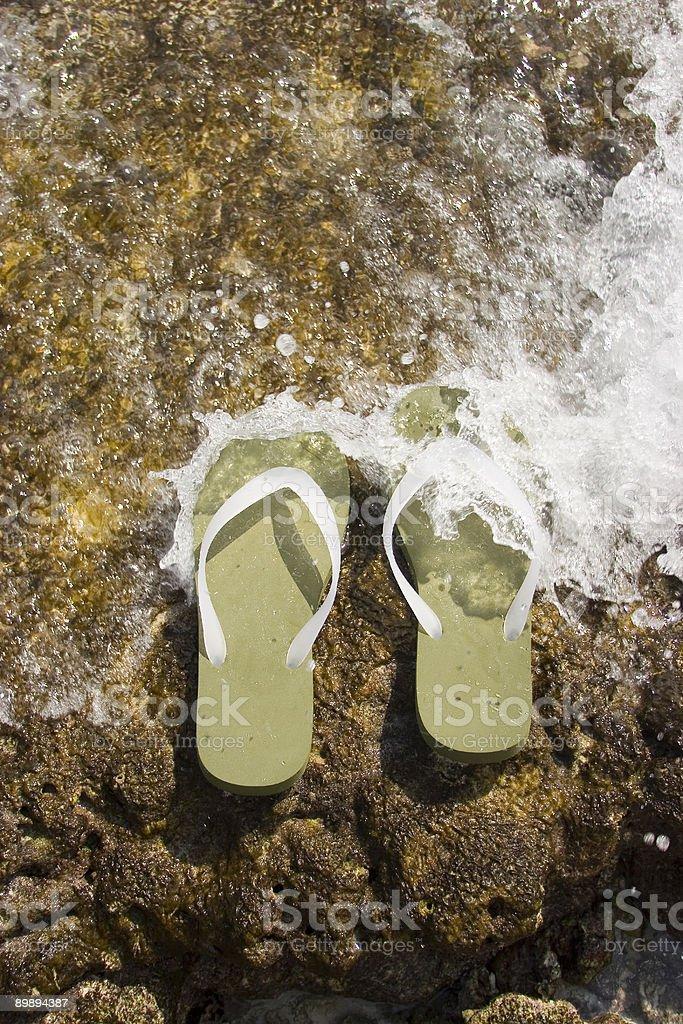 Holiday Splash royalty-free stock photo